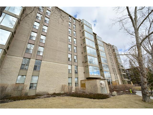 Main Photo: 204 4554 VALIANT Drive NW in Calgary: Varsity Condo for sale : MLS®# C4103150