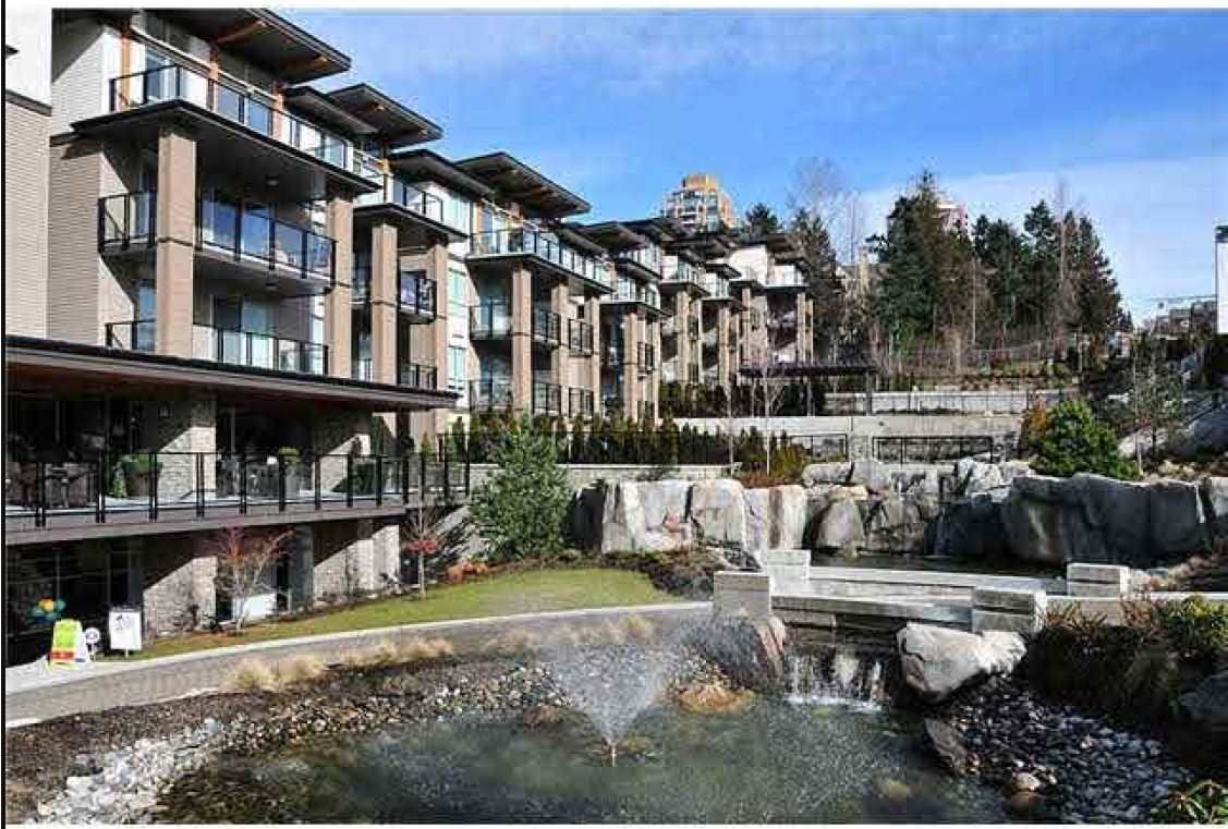 "Main Photo: 304 7488 BYRNEPARK Walk in Burnaby: South Slope Condo for sale in ""Green"" (Burnaby South)  : MLS® # R2158711"