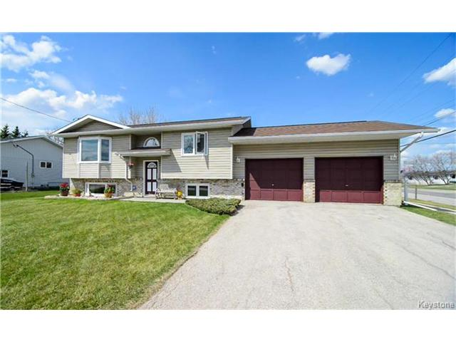 Main Photo: 281 WILFRED Bay in St Adolphe: R07 Residential for sale : MLS(r) # 1710678