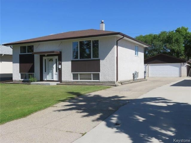 Main Photo: 89 Hansford Road in Winnipeg: Windsor Park Residential for sale (2G)  : MLS® # 1714583