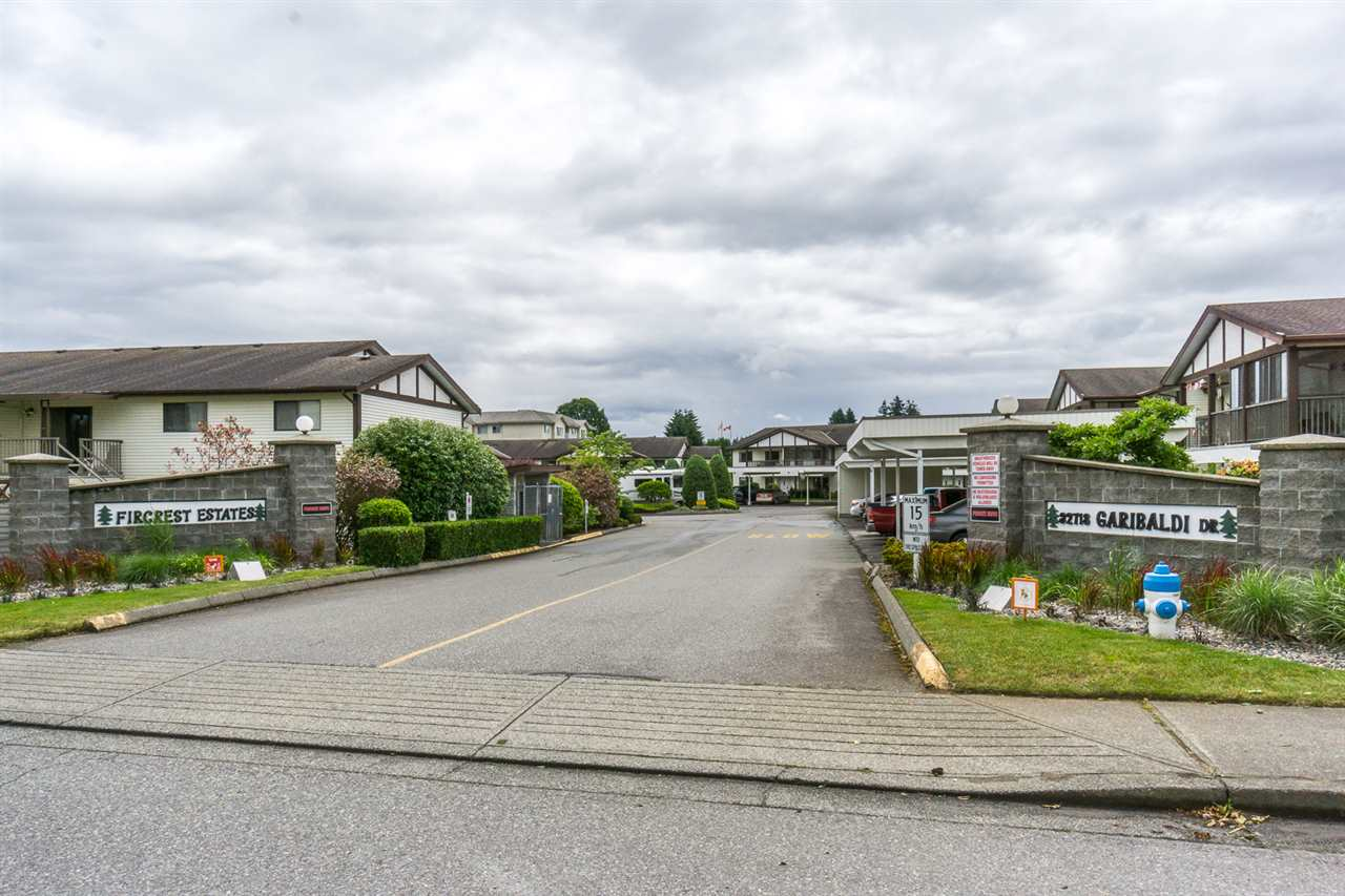 "Main Photo: 11 32718 GARIBALDI Drive in Abbotsford: Abbotsford West Townhouse for sale in ""Fircrest"" : MLS(r) # R2180318"