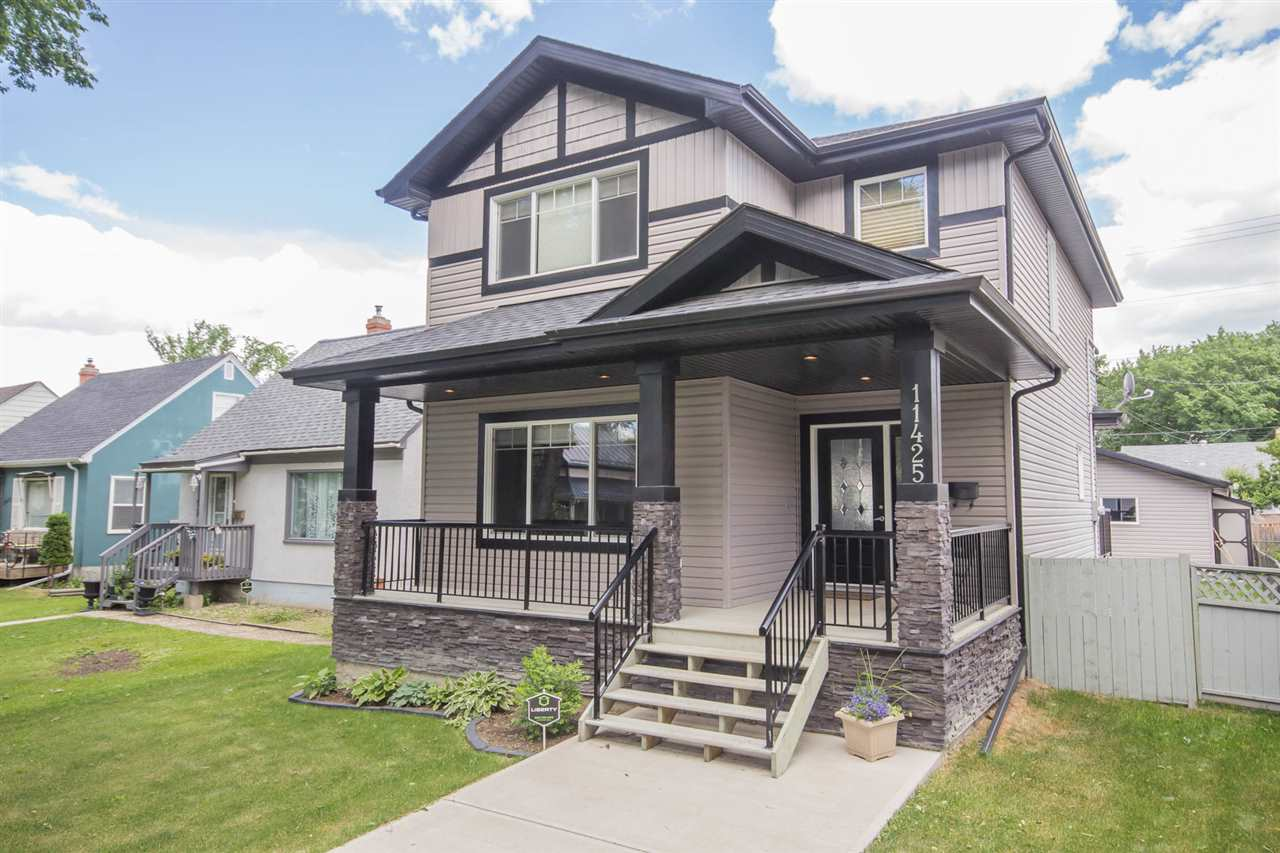 Main Photo: 11425 91 Street in Edmonton: Zone 05 House for sale : MLS(r) # E4070526