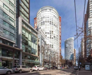 Main Photo: 1103 933 SEYMOUR Street in Vancouver: Downtown VW Condo for sale (Vancouver West)  : MLS(r) # R2187446