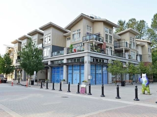 Main Photo: 302 201 MORRISSEY Road in Port Moody: Port Moody Centre Condo for sale : MLS® # R2203163