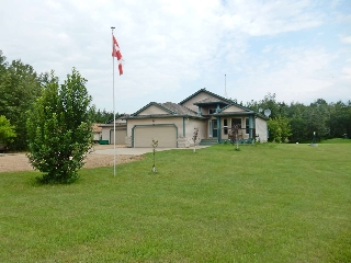 Main Photo: 4 Lost Point Lake Drive: Rural Sturgeon County House for sale : MLS® # E4081630