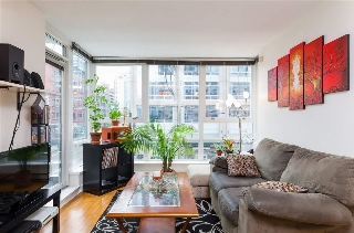 "Main Photo: 508 928 BEATTY Street in Vancouver: Yaletown Condo for sale in ""Max 1 Building"" (Vancouver West)  : MLS® # R2209506"