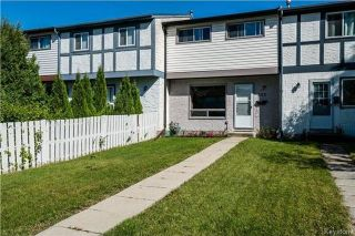Main Photo: 225 Le Maire Street in Winnipeg: St Norbert Residential for sale (1Q)  : MLS® # 1725694