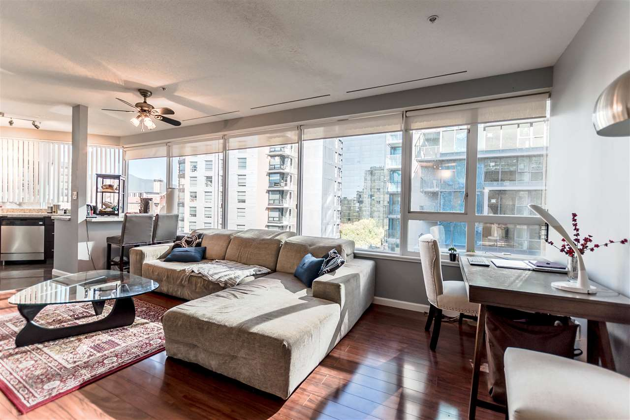 Main Photo: 811 1177 HORNBY Street in Vancouver: Downtown VW Condo for sale (Vancouver West)  : MLS® # R2212979