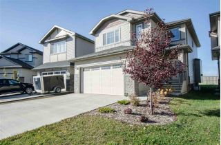 Main Photo: 3676 Claxton Place SW in Edmonton: Zone 55 House for sale : MLS® # E4086191