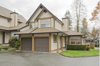 "Main Photo: 16 23151 HANEY Bypass in Maple Ridge: East Central Townhouse for sale in ""STONEHOUSE ESTATES"" : MLS® # R2221490"