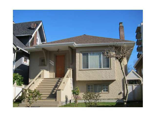 Main Photo: 5586 LARCH STREET in : Kerrisdale House for sale : MLS® # V876183