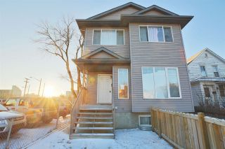 Main Photo:  in Edmonton: Zone 13 House Half Duplex for sale : MLS® # E4092849