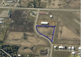 Main Photo: 4202 60 Street: Wetaskiwin Land Commercial for sale : MLS® # E4093469