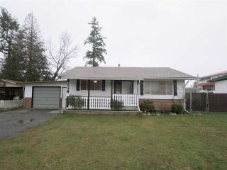 Main Photo: 2488 HILL TOUT Street in Abbotsford: Abbotsford West House for sale : MLS® # R2237145
