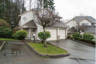 "Main Photo: 20 32311 MCRAE Avenue in Mission: Mission BC Townhouse for sale in ""Spencer Estates"" : MLS® # R2239855"
