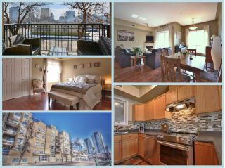 Main Photo:  in Edmonton: Zone 12 Condo for sale : MLS® # E4100698