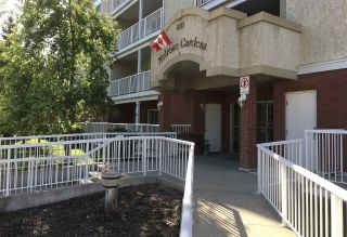 Main Photo: 409 8215 84 Avenue in Edmonton: Zone 18 Condo for sale : MLS®# E4128963