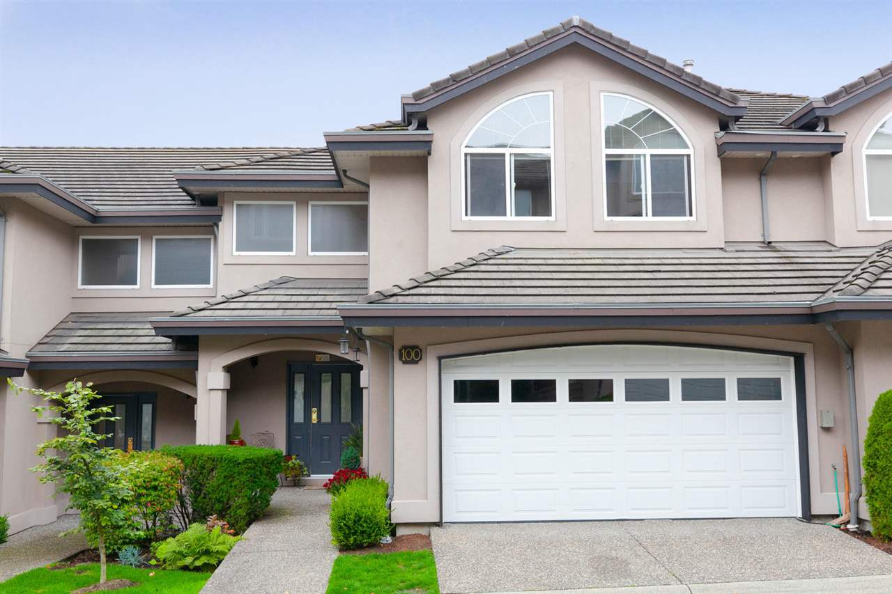 "Main Photo: 100 678 CITADEL Drive in Port Coquitlam: Citadel PQ Townhouse for sale in ""Citadel Pointe"" : MLS®# R2308074"
