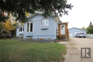 Main Photo: 346 Senez Street in Lorette: R05 Residential for sale : MLS®# 1826031