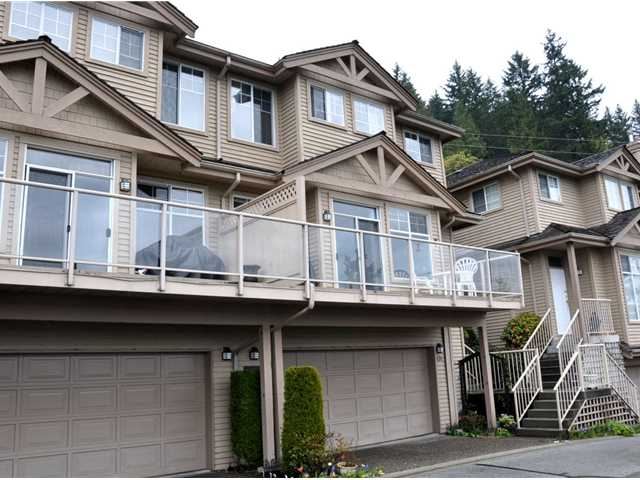 "Main Photo: 131 2979 PANORAMA Drive in Coquitlam: Westwood Plateau Townhouse for sale in ""DEERCREST"" : MLS® # V888193"