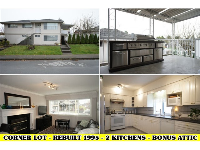 Main Photo: 4265 MACDONALD Avenue in Burnaby: Burnaby Hospital House for sale (Burnaby South)  : MLS® # V1035424