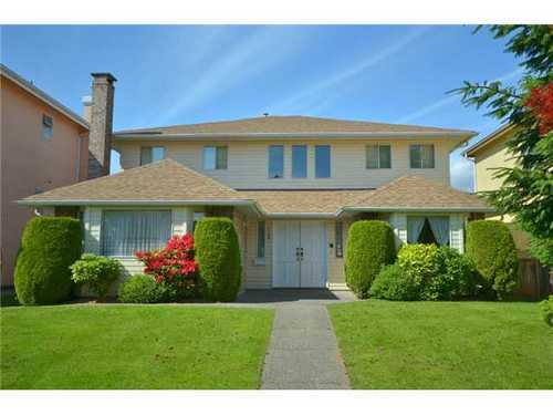 Main Photo: 145 45TH Ave W in Vancouver West: Oakridge VW Home for sale ()  : MLS® # V894665
