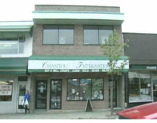 Main Photo: 2 6541 FRASER ST in Vancouver East: Home for lease : MLS(r) # V293977