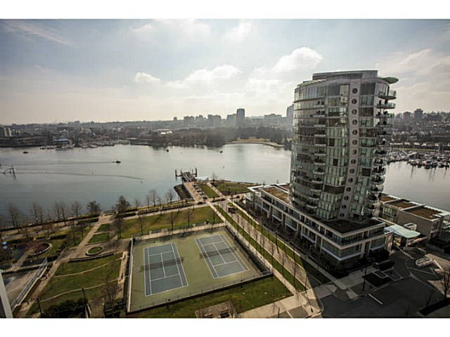 "Main Photo: # 1705 1483 HOMER ST in Vancouver: Yaletown Condo for sale in ""Waterford"" (Vancouver West)  : MLS® # V1052571"