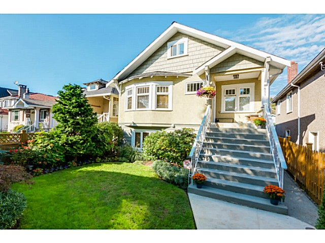 Main Photo: 451 E 47TH Avenue in Vancouver: Fraser VE House for sale (Vancouver East)  : MLS(r) # V1090561