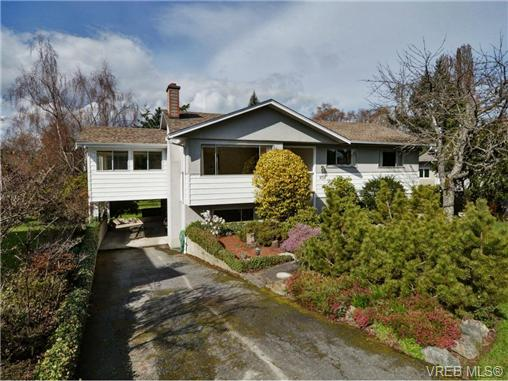 Photo 1: 4258 Springridge Crescent in VICTORIA: SW Northridge Single Family Detached for sale (Saanich West)  : MLS® # 347991