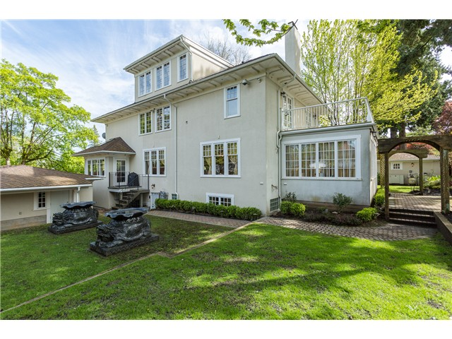 "Photo 32: 1375 W KING EDWARD Avenue in Vancouver: Shaughnessy House for sale in ""1ST SHAUGHNESSY"" (Vancouver West)  : MLS® # V1119114"