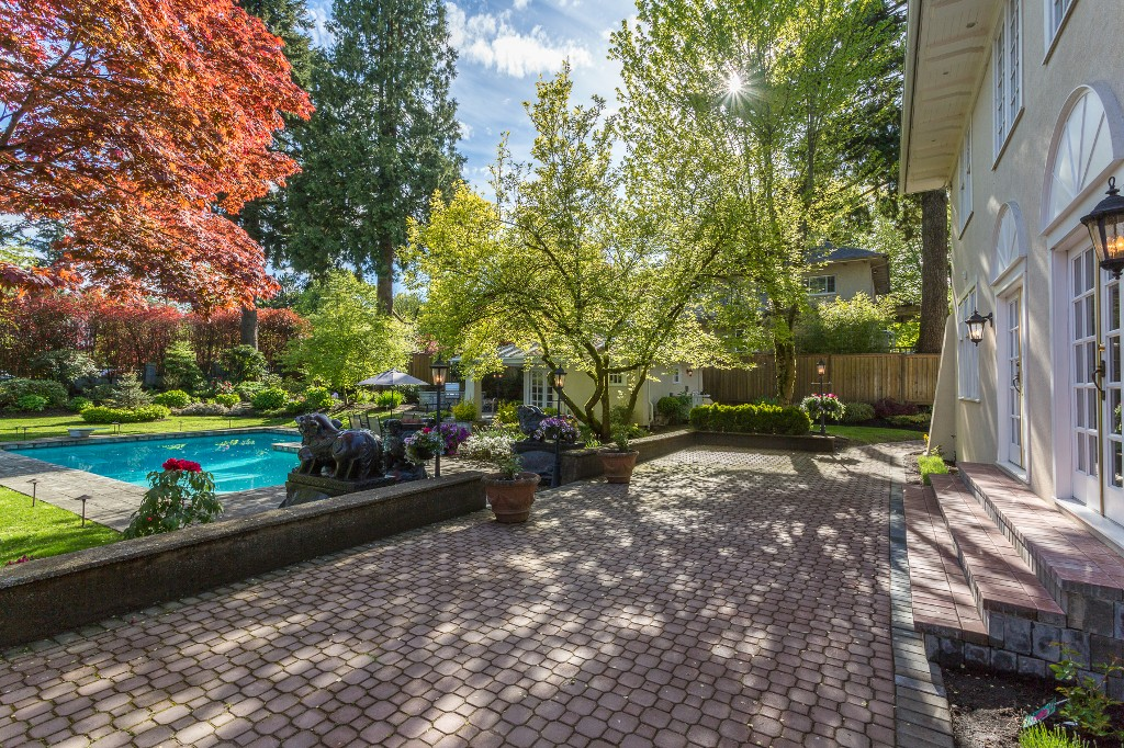 "Photo 37: 1375 W KING EDWARD Avenue in Vancouver: Shaughnessy House for sale in ""1ST SHAUGHNESSY"" (Vancouver West)  : MLS® # V1119114"