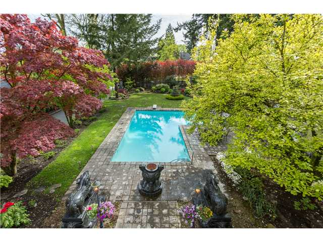 "Photo 31: 1375 W KING EDWARD Avenue in Vancouver: Shaughnessy House for sale in ""1ST SHAUGHNESSY"" (Vancouver West)  : MLS® # V1119114"