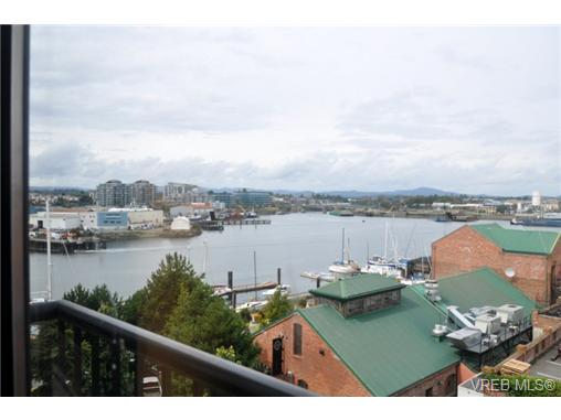 Main Photo: 521 409 Swift Street in VICTORIA: Vi Downtown Condo Apartment for sale (Victoria)  : MLS® # 355875