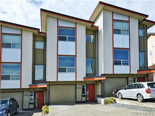 Main Photo: 2698 Winster Road in VICTORIA: La Mill Hill Townhouse for sale (Langford)  : MLS® # 356460
