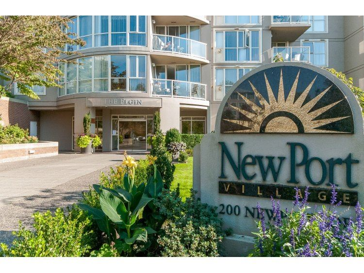 "Photo 4: 607 200 NEWPORT Drive in PORT MOODY: North Shore Pt Moody Condo for sale in ""THE ELGIN AT NEWPORT VILLAGE"" (Port Moody)  : MLS® # R2006065"