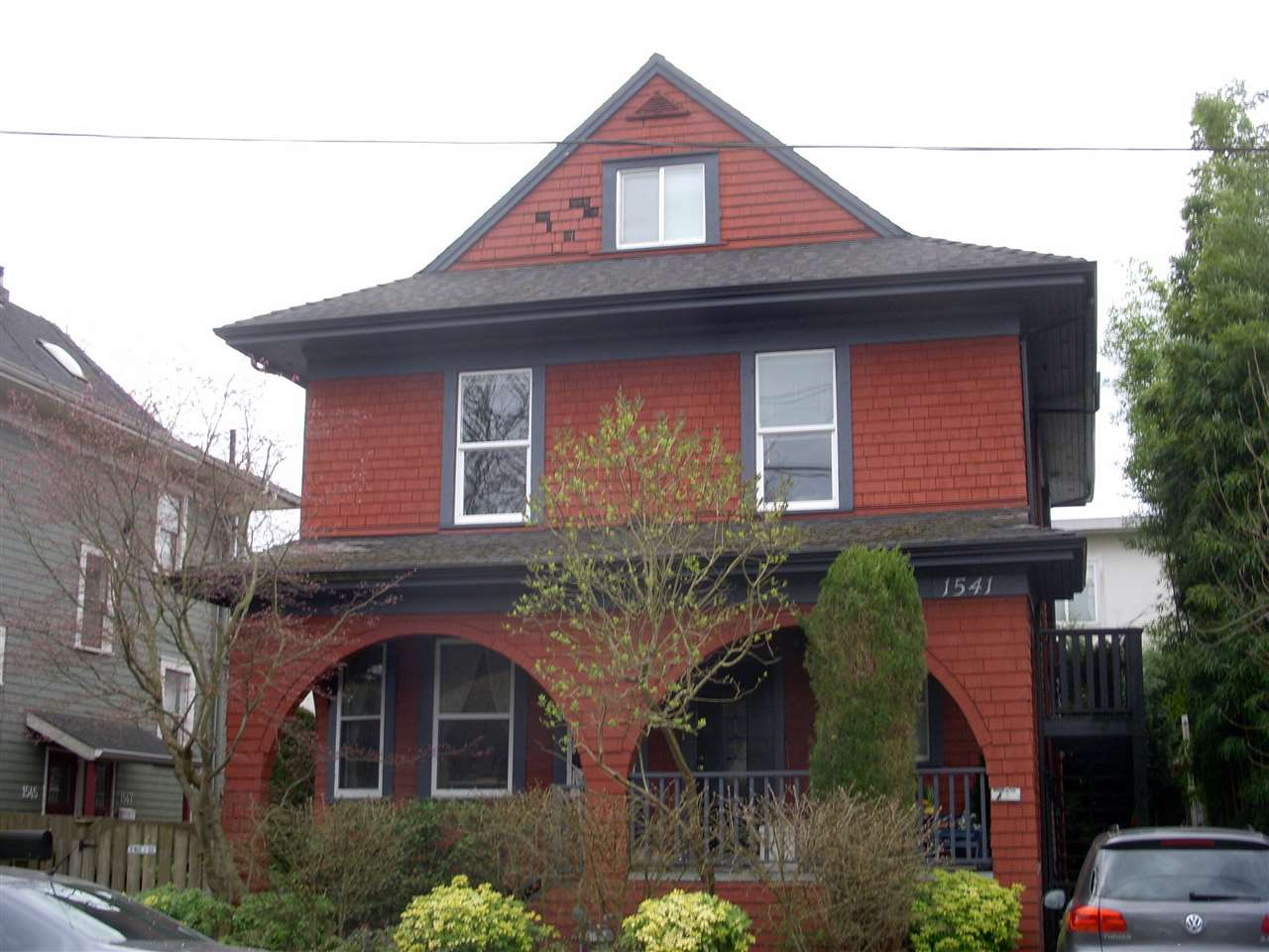 Main Photo: 1541 MAPLE Street in Vancouver: Kitsilano House for sale (Vancouver West)  : MLS® # R2052073