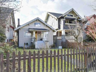 "Main Photo: 3640 W 2ND Avenue in Vancouver: Kitsilano House for sale in ""KITS"" (Vancouver West)  : MLS(r) # R2141257"