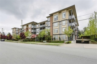 "Main Photo: 414 10788 139 Street in Surrey: Whalley Condo for sale in ""AURA"" (North Surrey)  : MLS(r) # R2171730"