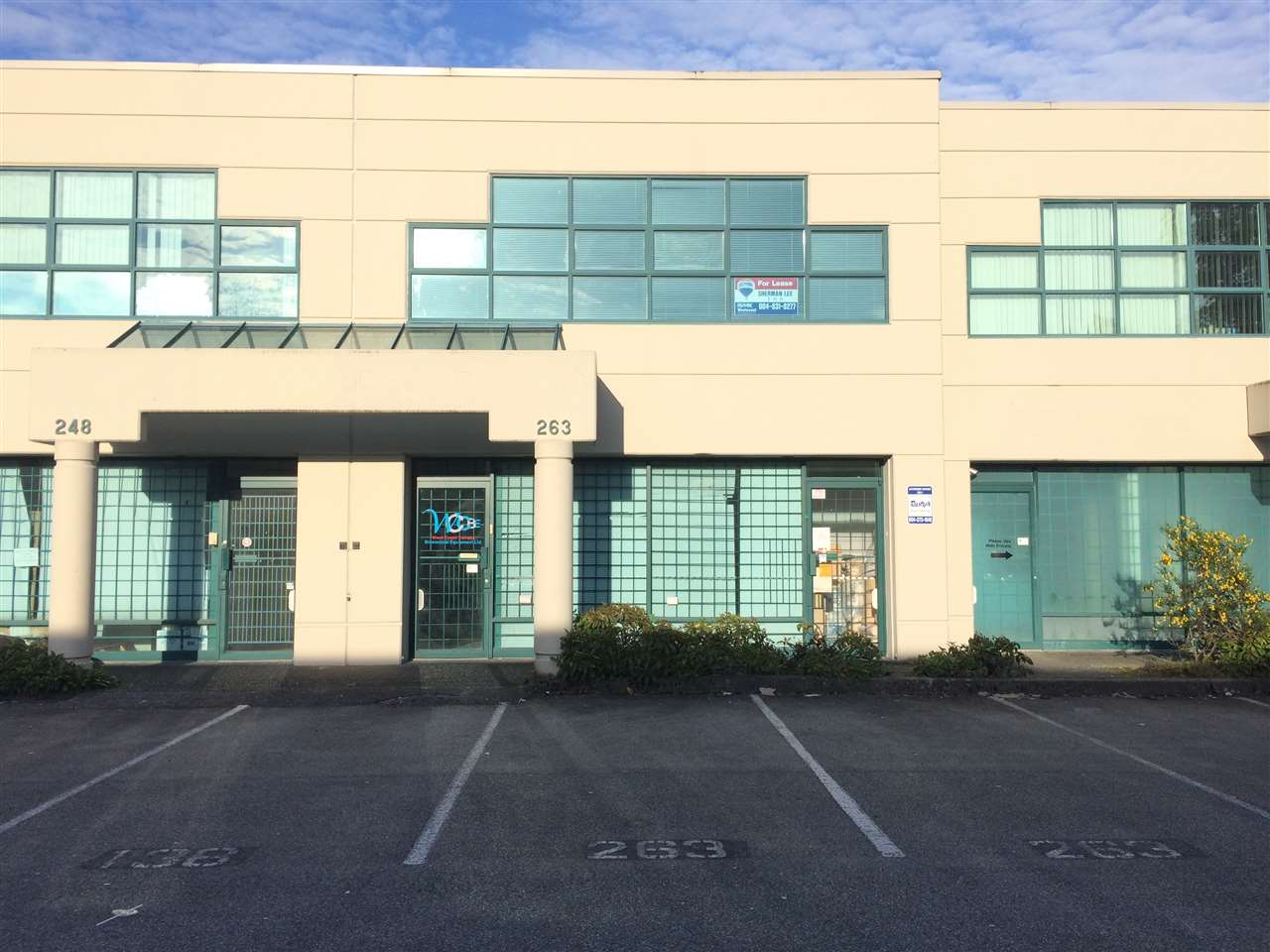 Main Photo: 263 13986 CAMBIE ROAD in Richmond: East Cambie Office for lease : MLS(r) # C8012479