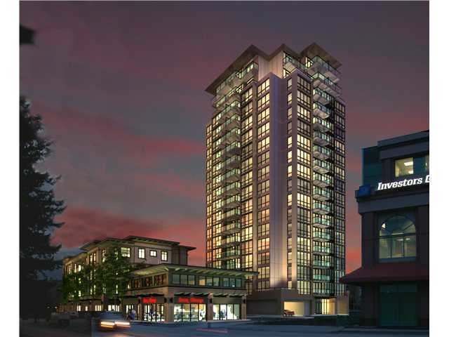 Main Photo: 805 2959 GLEN Drive in Coquitlam: North Coquitlam Condo for sale : MLS(r) # R2176663