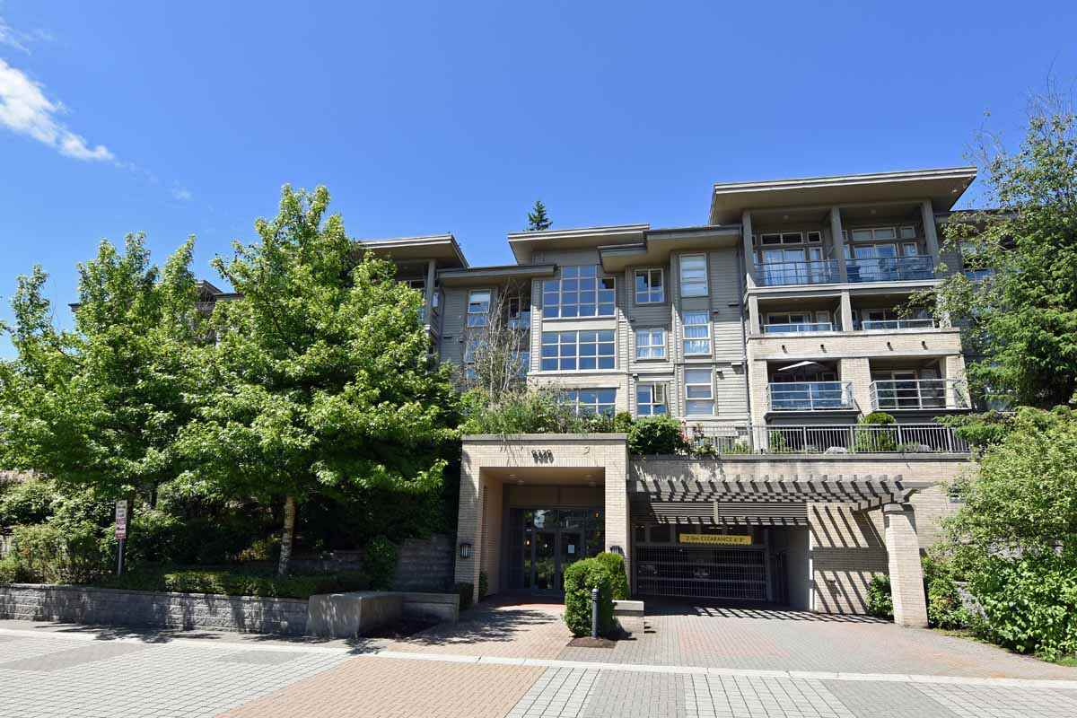 "Main Photo: 403 9329 UNIVERSITY Crescent in Burnaby: Simon Fraser Univer. Condo for sale in ""Harmony"" (Burnaby North)  : MLS(r) # R2180528"
