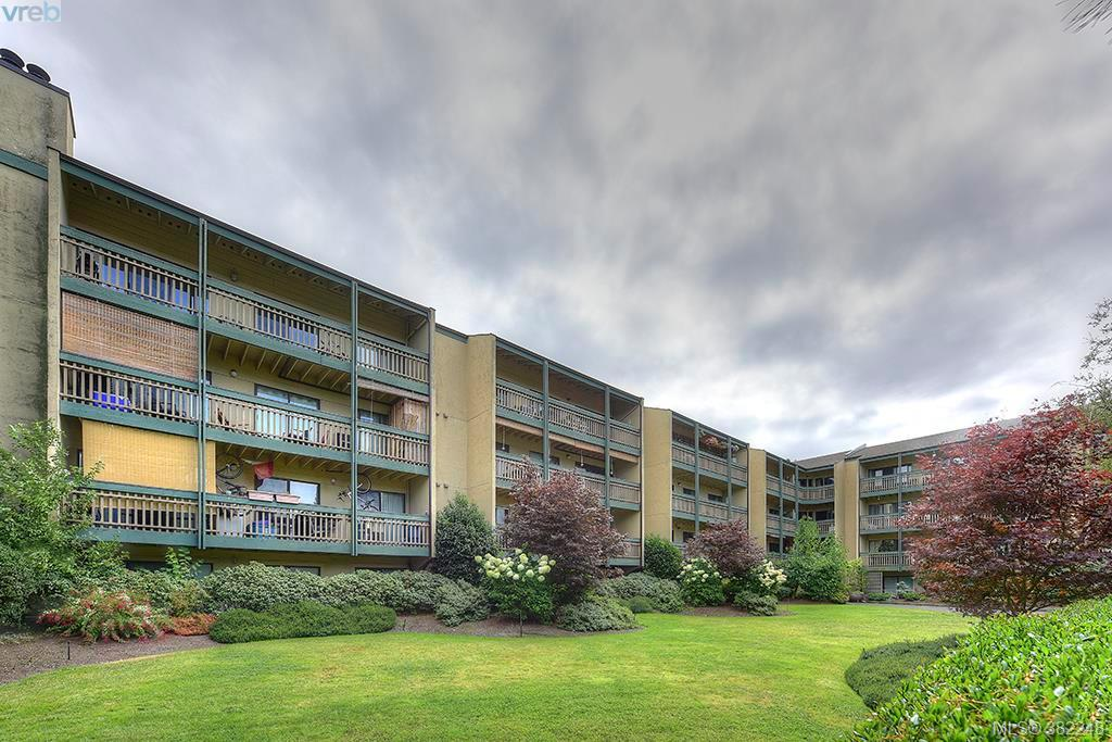 Main Photo: 116 3277 Quadra Street in VICTORIA: SE Maplewood Condo Apartment for sale (Saanich East)  : MLS® # 382248