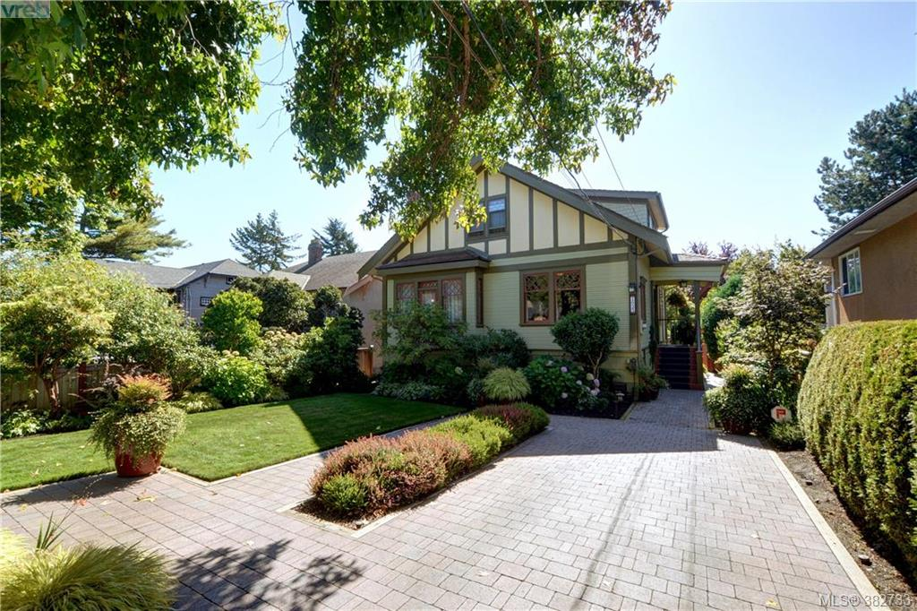 Main Photo: 1635 Chandler Avenue in VICTORIA: Vi Fairfield East Single Family Detached for sale (Victoria)  : MLS®# 382733