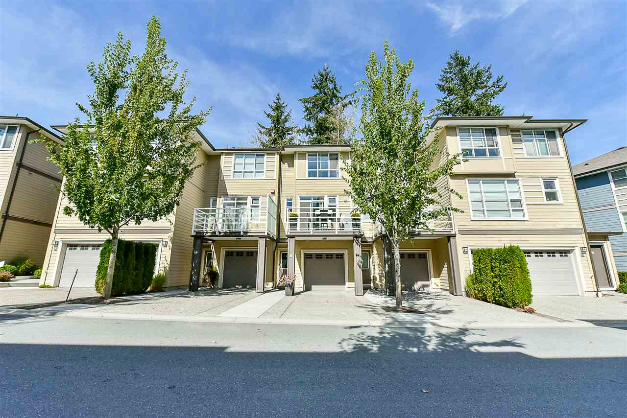 "Main Photo: 55 15405 31 Avenue in Surrey: Grandview Surrey Townhouse for sale in ""Nuvo 2"" (South Surrey White Rock)  : MLS® # R2204415"
