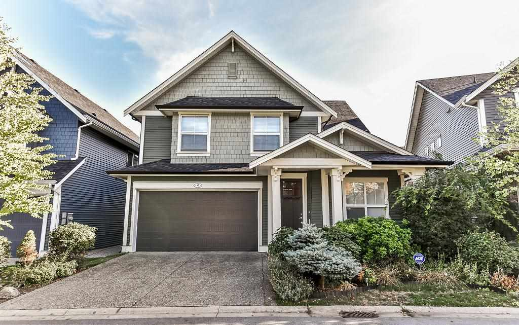 "Main Photo: 4 7891 211 Street in Langley: Willoughby Heights House for sale in ""Ascot"" : MLS® # R2205597"