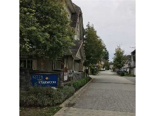 "Main Photo: 42 12738 66 Avenue in Surrey: West Newton Townhouse for sale in ""STARWOOD"" : MLS® # R2213805"