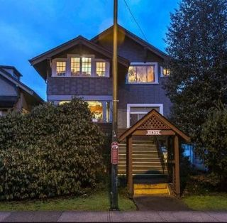 Main Photo: 2832 W 3RD Avenue in Vancouver: Kitsilano House for sale (Vancouver West)  : MLS® # R2213411