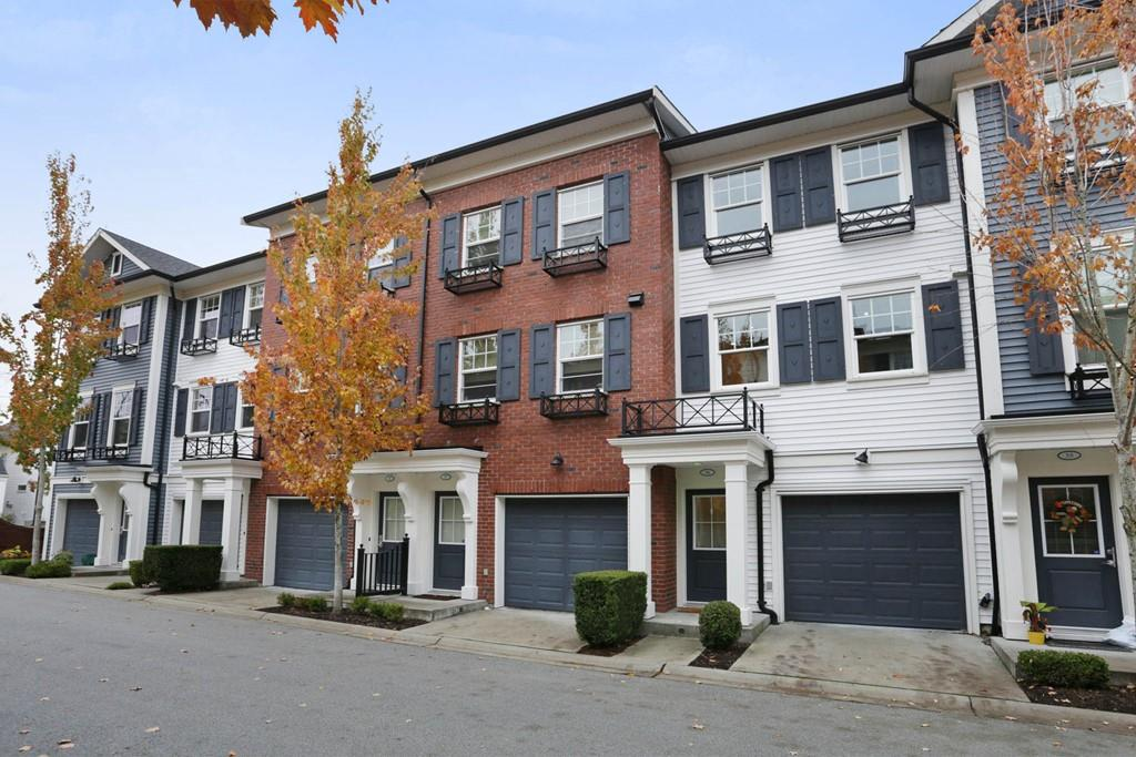 Main Photo: 36 7348 192A in Surrey: Clayton Townhouse for sale (Cloverdale)  : MLS®# R2216447
