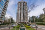 "Main Photo: 1105 9603 MANCHESTER Drive in Burnaby: Cariboo Condo for sale in ""STRATHMORE TOWERS"" (Burnaby North)  : MLS® # R2228642"
